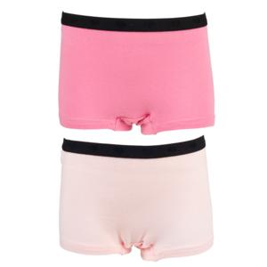 FUNDERWEAR meisjes 2-pack ondergoed barely pink sachet