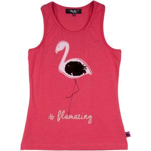 D-RAK meisjes hemd camelia rose