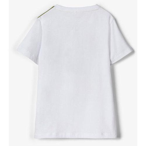 NAME IT NAME IT jongens t-shirt bright white