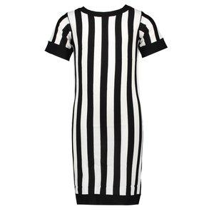 ELLE CHIC meisjes jurk cool black