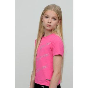 ELLE CHIC meisjes t-shirt elle chic pink
