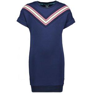 B.NOSY meisjes jurk space blue