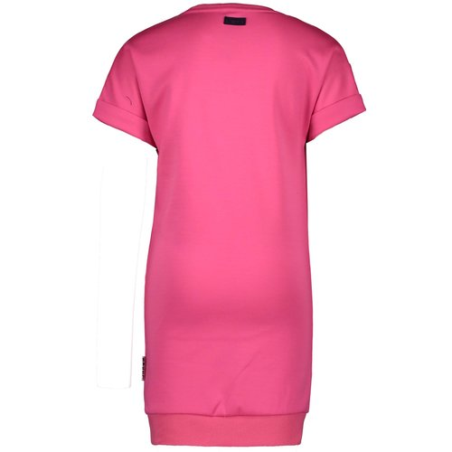 B.NOSY B.NOSY meisjes jurk pink glo