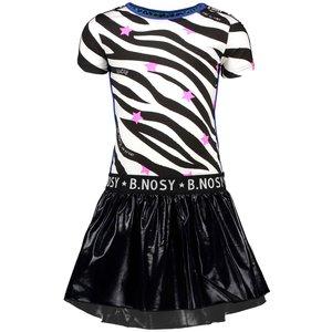 B.NOSY meisjes jurk zebra