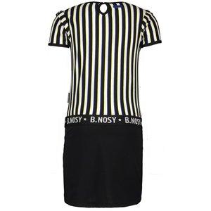 B.NOSY B.NOSY meisjes jurk 4 color stripe