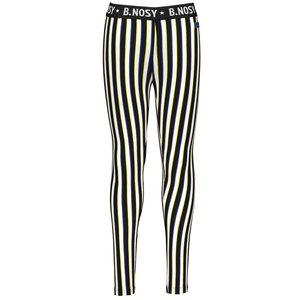 B.NOSY meisjes legging 4 color stripe