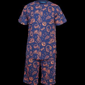 Someone jongens pyjama dark blue nighty