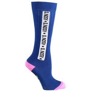 B.NOSY meisjes sokken princess blue