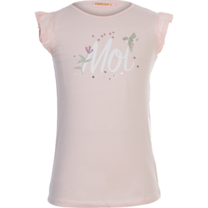 Someone meisjes t-shirt soft pink soiree
