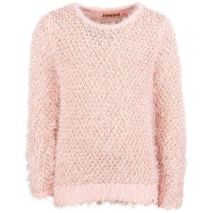 Someone meisjes trui soft pink soiree