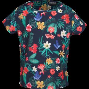 Someone meisjes t-shirt navy april