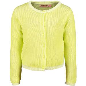 Someone meisjes blouse fluo yellow plus