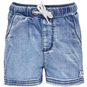 B.NOSY jongens korte broek middle denim