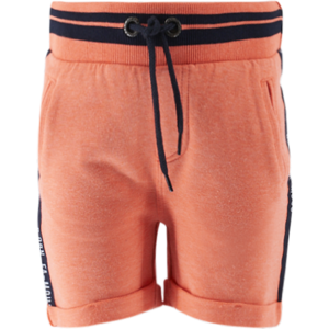 BORN TO BE FAMOUS jongens korte broek orange