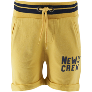 BORN TO BE FAMOUS jongens korte broek banana