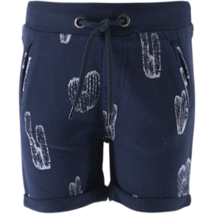 BORN TO BE FAMOUS jongens korte broek blue ao cactus