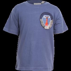 MINI REBELS jongens t-shirt jeans blue territory