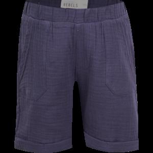 MINI REBELS jongens korte broek medium blue nautical