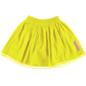 O'Chill meisjes rok yellow twinkel