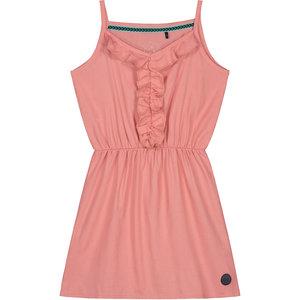 LEVV LEVV meisjes jurk peachy pink