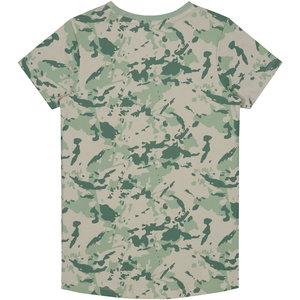 LEVV LEVV jongens t-shirt green bay army