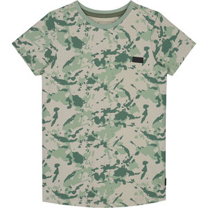 LEVV jongens t-shirt green bay army