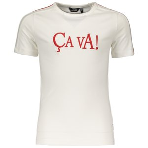 NOBELL meisjes t-shirt snow white kanoux