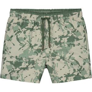 LEVV jongens zwembroek green bay army