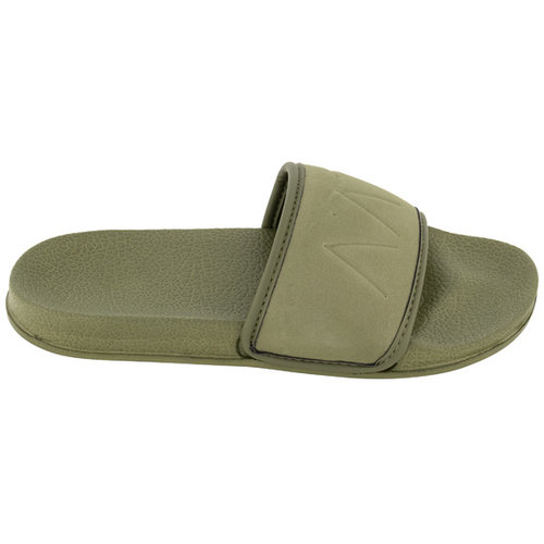 LEVV LEVV jongens slippers leaf green