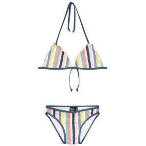 Quapi Quapi meisjes bikini multi stripe ainoa