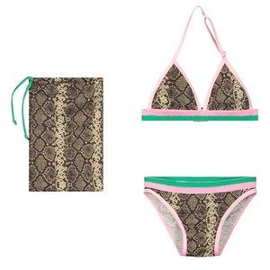 Quapi Quapi meisjes bikini snake aop adina