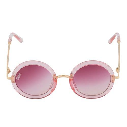 Quapi Quapi meisjes zonnebril gold pink