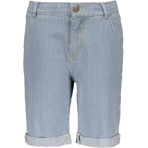 LIKE FLO Like Flo jongens korte broek denim