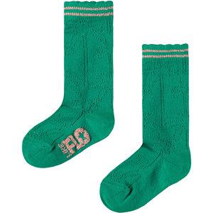 LIKE FLO meisjes sokken sea green