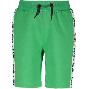 LIKE FLO Like Flo jongens korte joggingbroek green