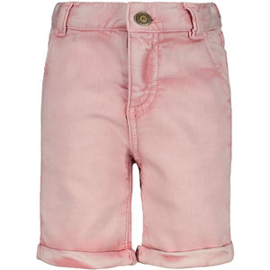 LIKE FLO jongens korte broek faded pink