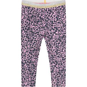 Quapi meisjes legging light pink leopard britta