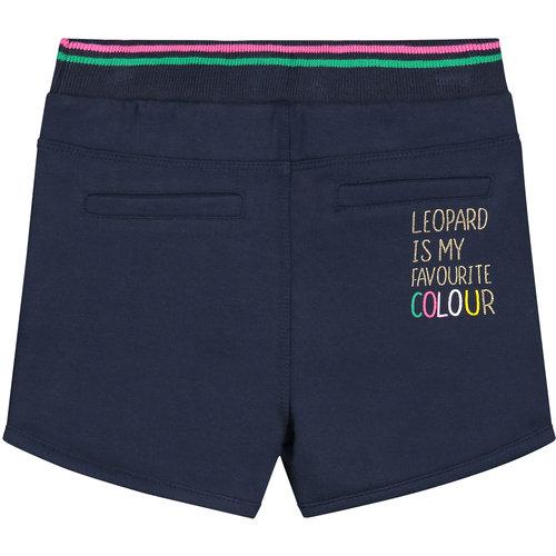 Quapi Quapi meisjes korte broek indigo blue brookly
