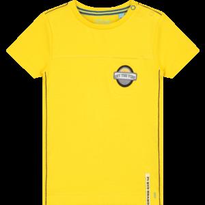Quapi jongens t-shirt empire yellow berry