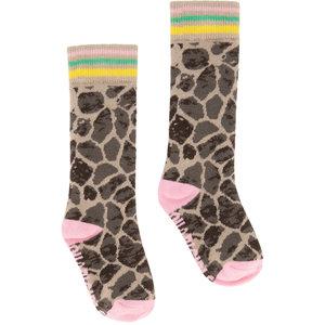 Quapi meisjes sokken giraffe busra