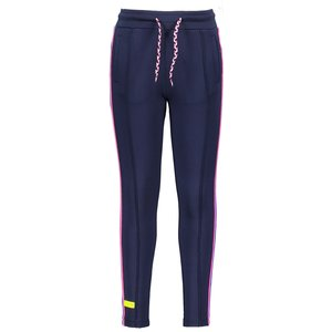 B.NOSY meisjes joggingbroek space blue