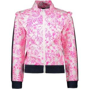 B.NOSY meisjes vest delfts pink