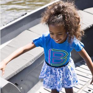 B.NOSY meisjes rok delfts blue
