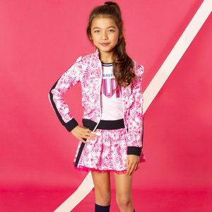 B.NOSY meisjes rok delfts pink