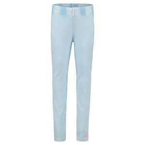 NOPPIES meisjes legging light blue denim colchester