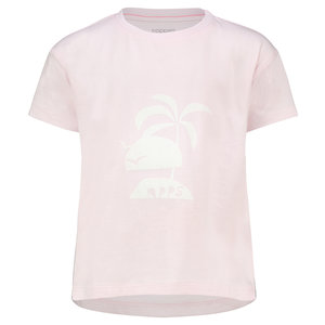 NOPPIES meisjes t-shirt cradle pink clark