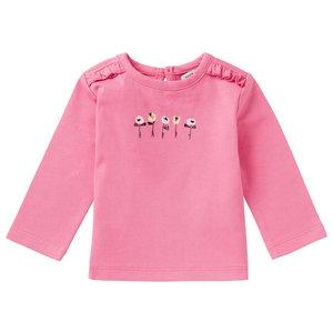NOPPIES meisjes longsleeve sachet pink carter