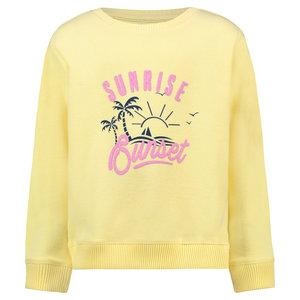 NOPPIES meisjes trui mellow yellow clyde