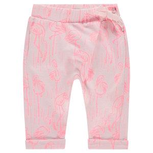 NOPPIES meisjes broek cradle pink chatham