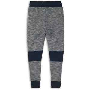 DJ DUTCHJEANS jongens joggingbroek navy melange beach co